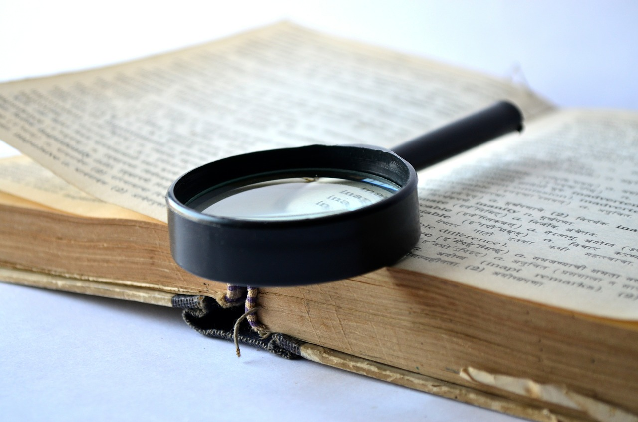 magnifier magnifying glass loupe free photo