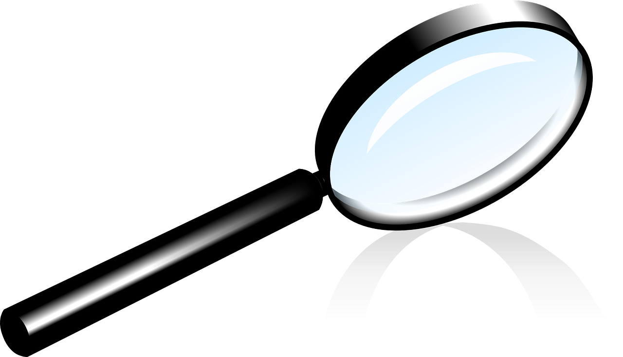 magnifying lens magnifier free photo