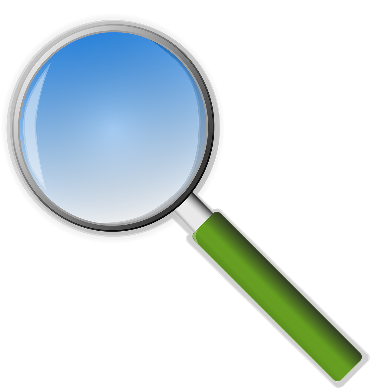 magnifying glass magnify magnifier free photo
