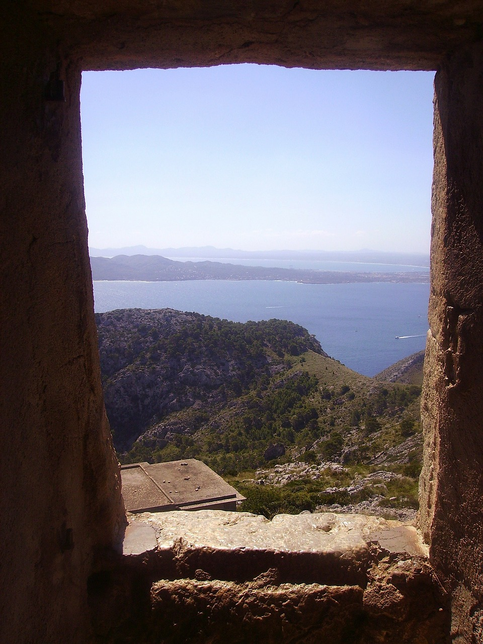 majorca landscape door free photo