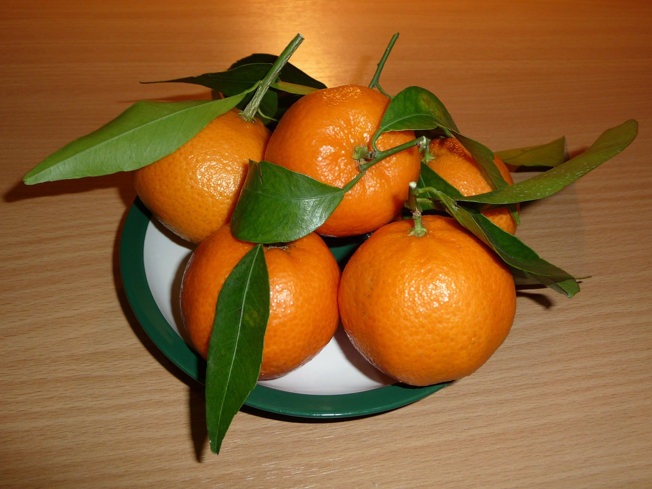 mandarin oranges fruits free photo