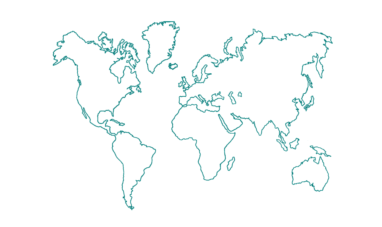 Map,silhouette map,contour map,map of the world,world map - free ...