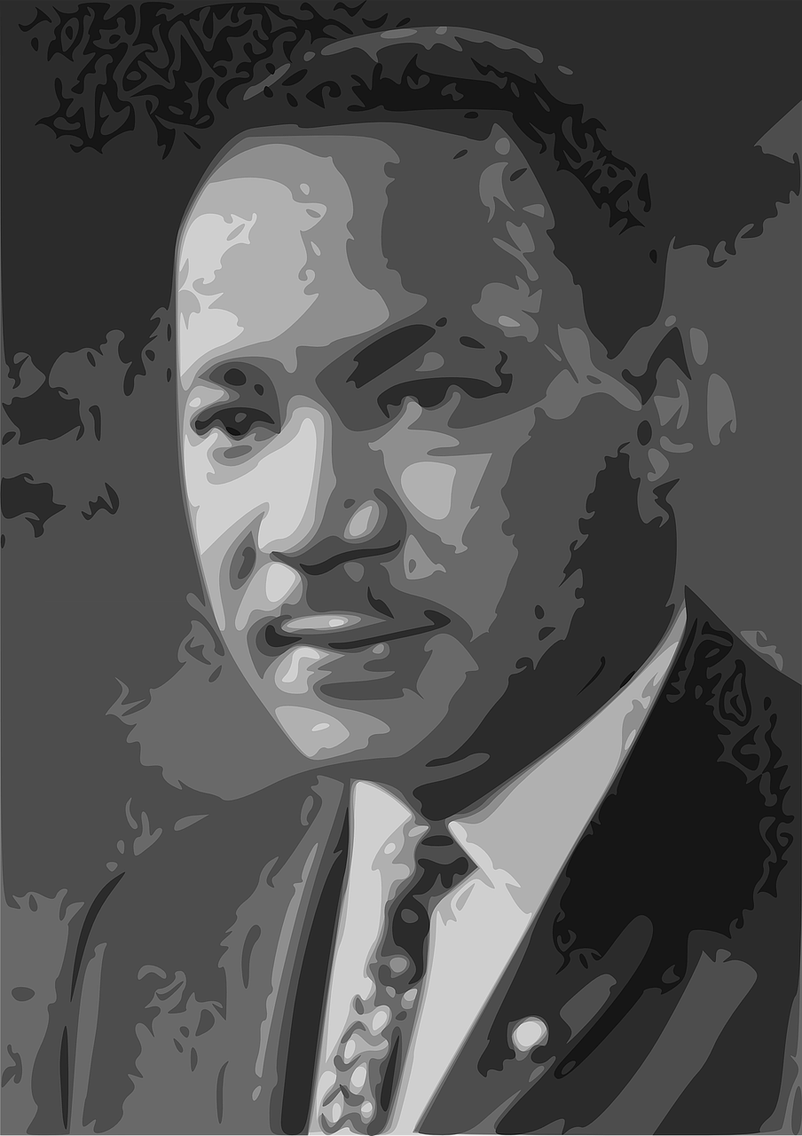 martin luther king free photo
