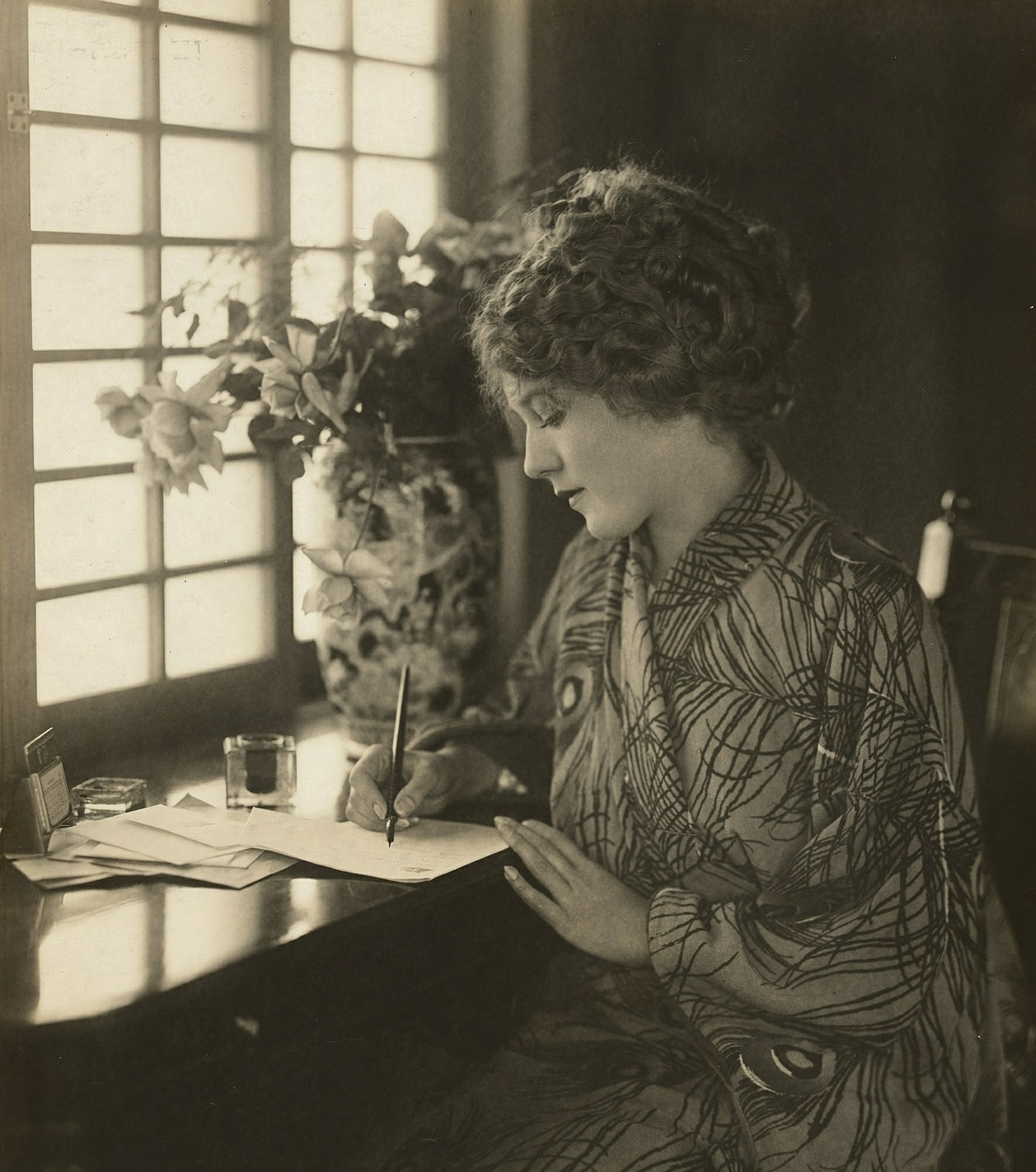 mary pickford vintage actress free photo