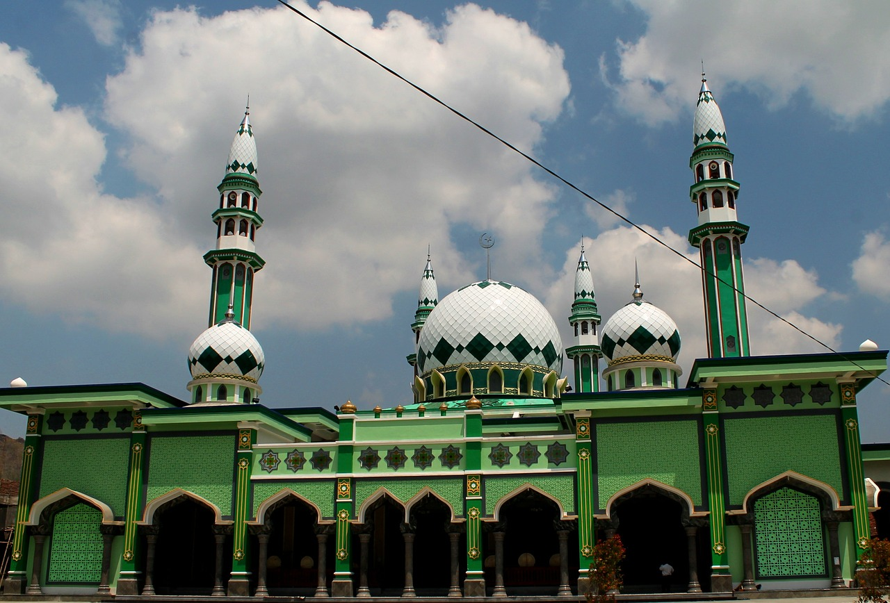 masjid architecture mosque free photo