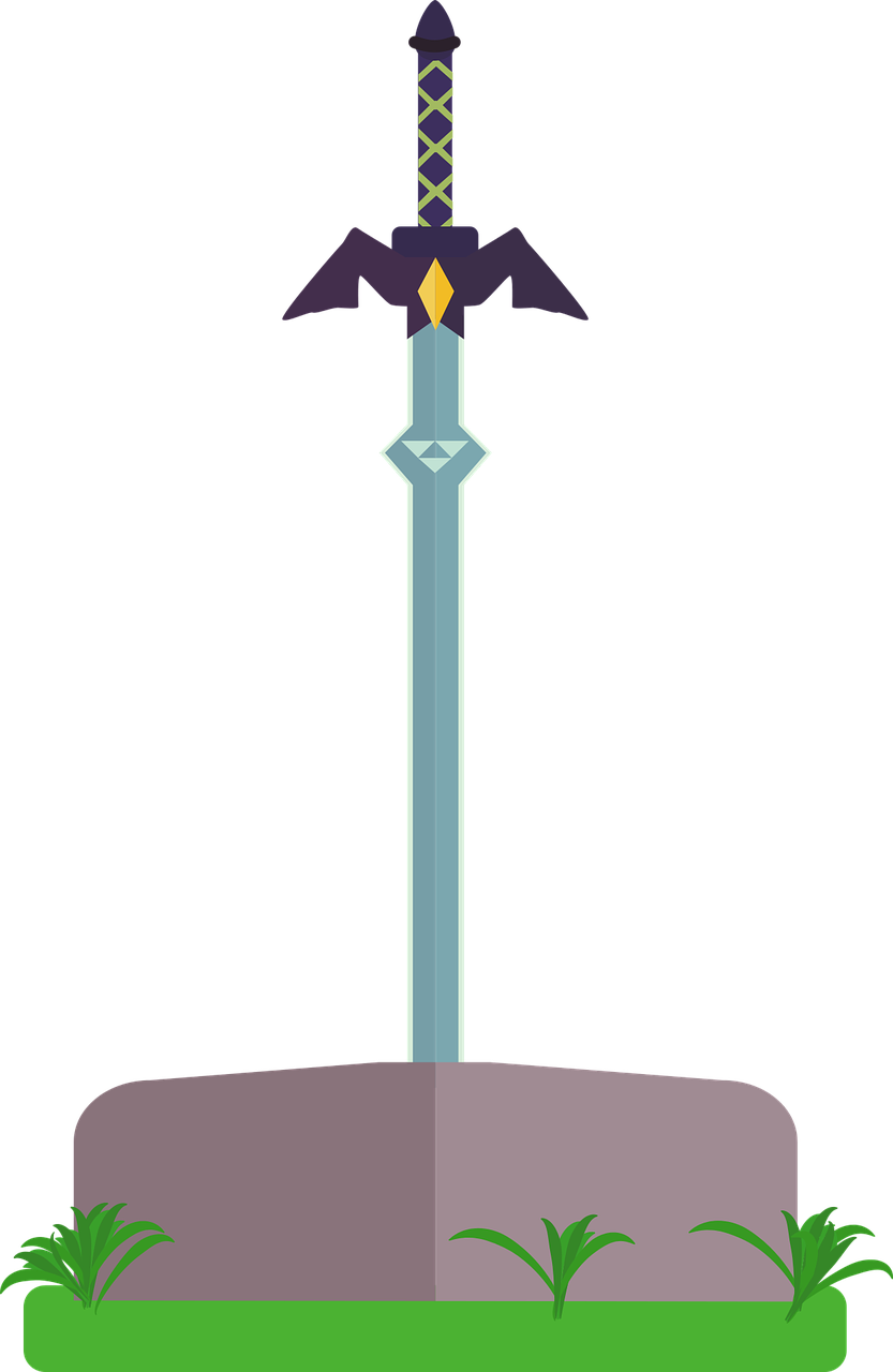 master sword sword weapon free picture