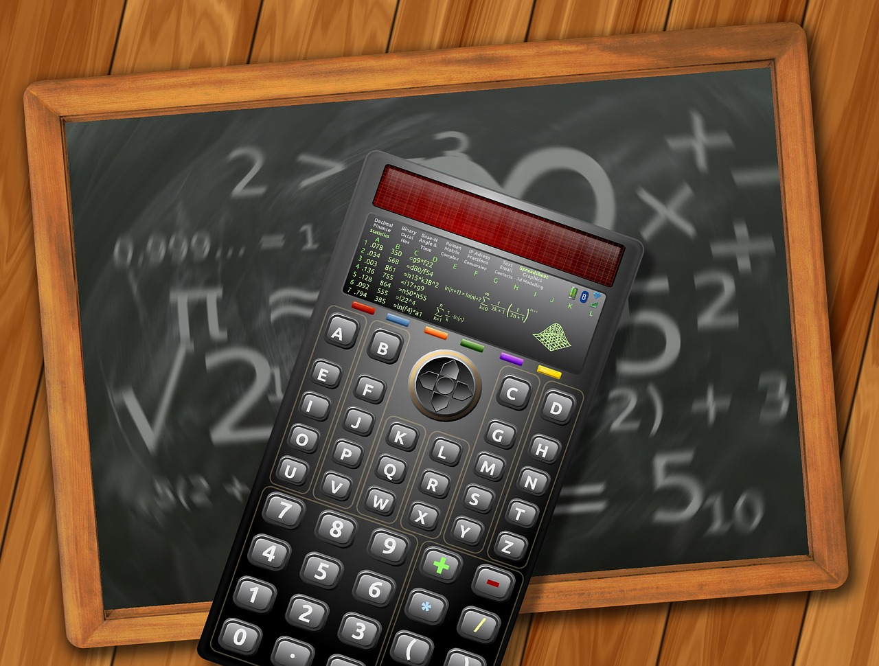mathematics calculator formula free photo