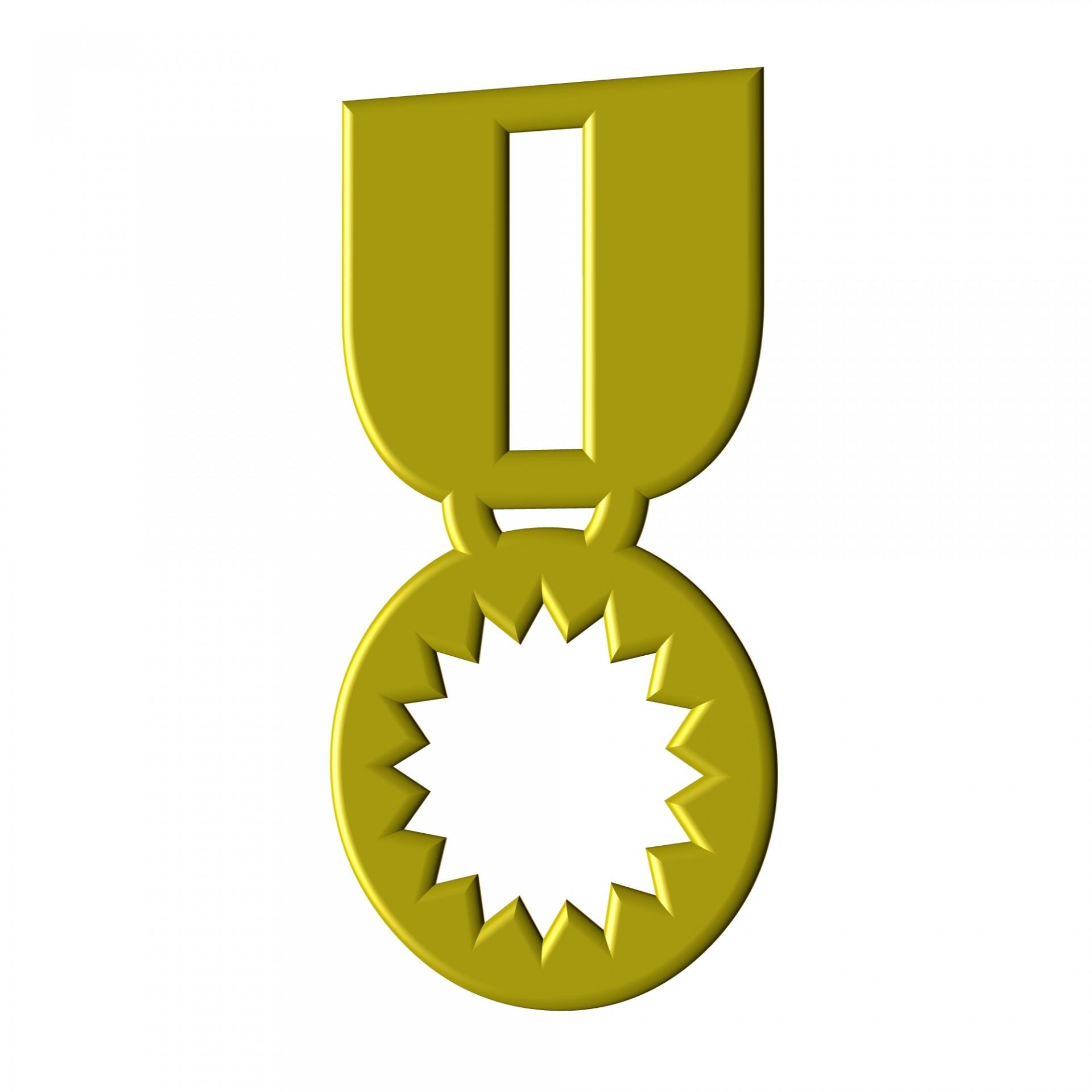 award medals sign symbols - 640×640