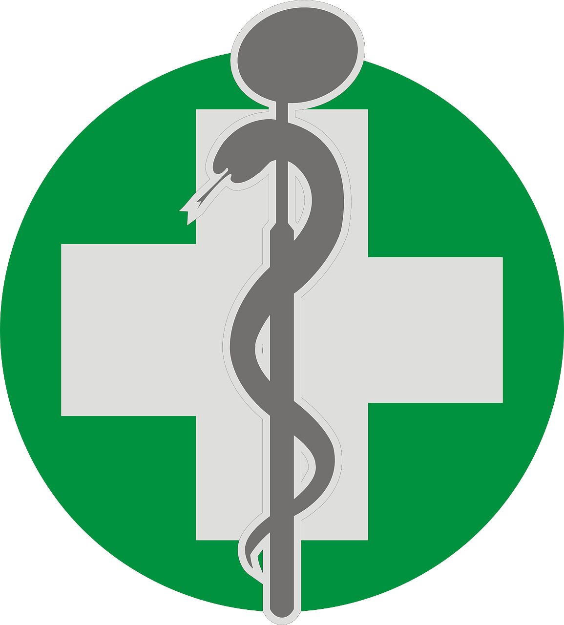 medic,pharmacy,cross,dentist,doctor,snake,worm,stick,logo,first aid,help,medicine,hospital,free vector graphics,free pictures, free photos, free images, royalty free, free illustrations, public domain