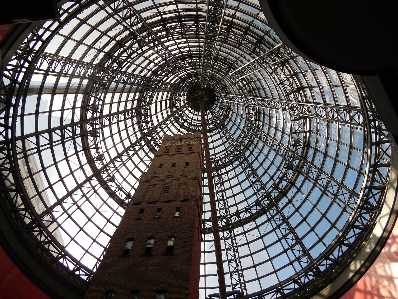 melbourne australia shopping center free photo
