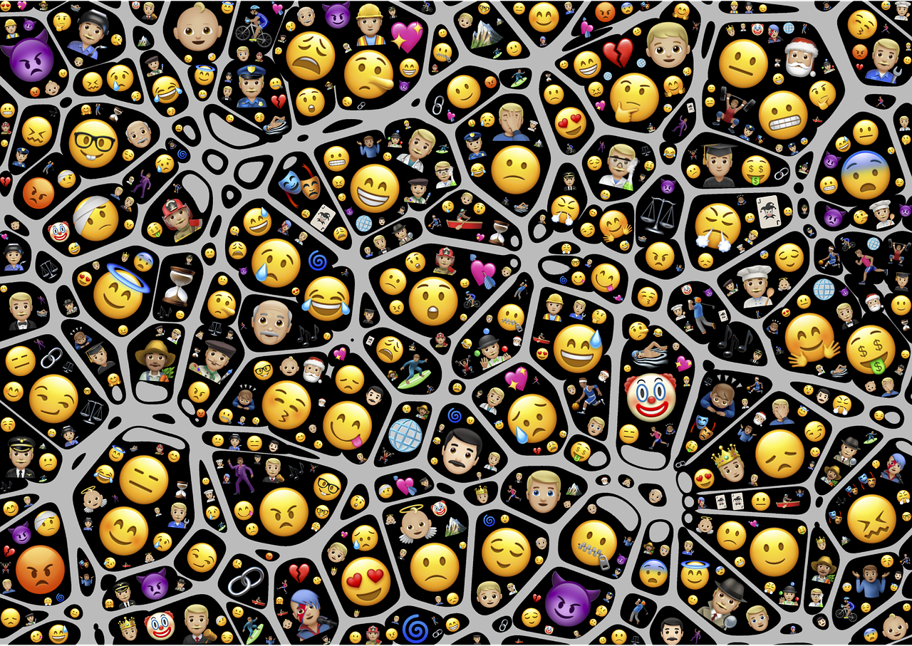 mental emojis emoticons free picture