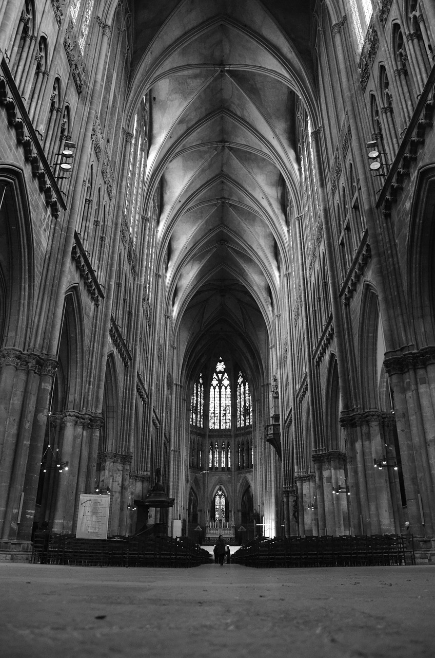 metz cathedral church free photo