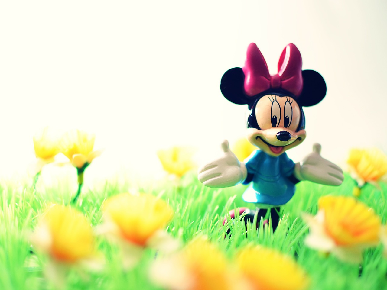 micky mouse toy happy free photo