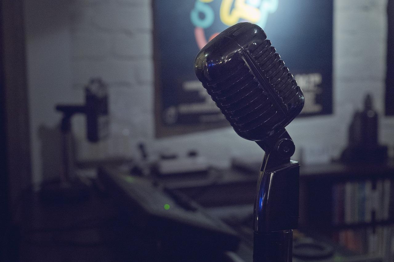 micro microphone jazz free photo