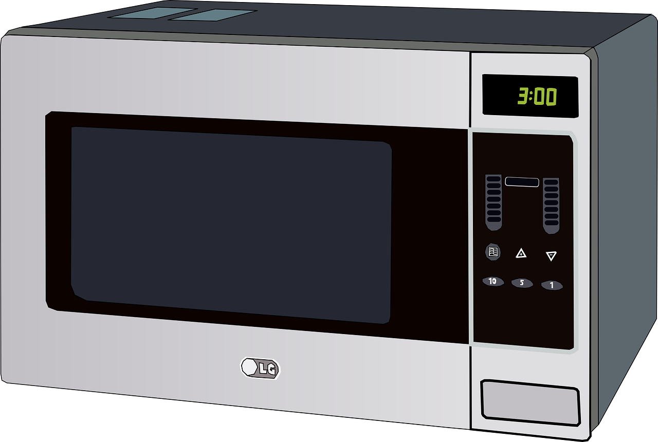 microwave oven appliance free photo