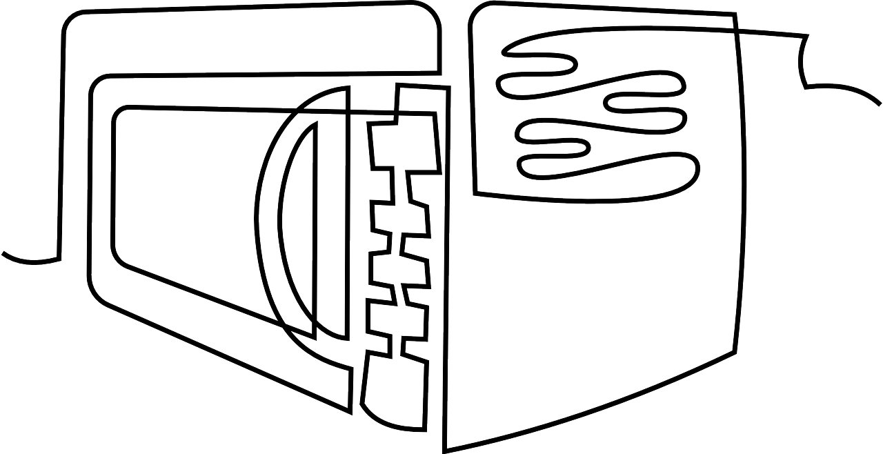microwave oven oven clipart free photo