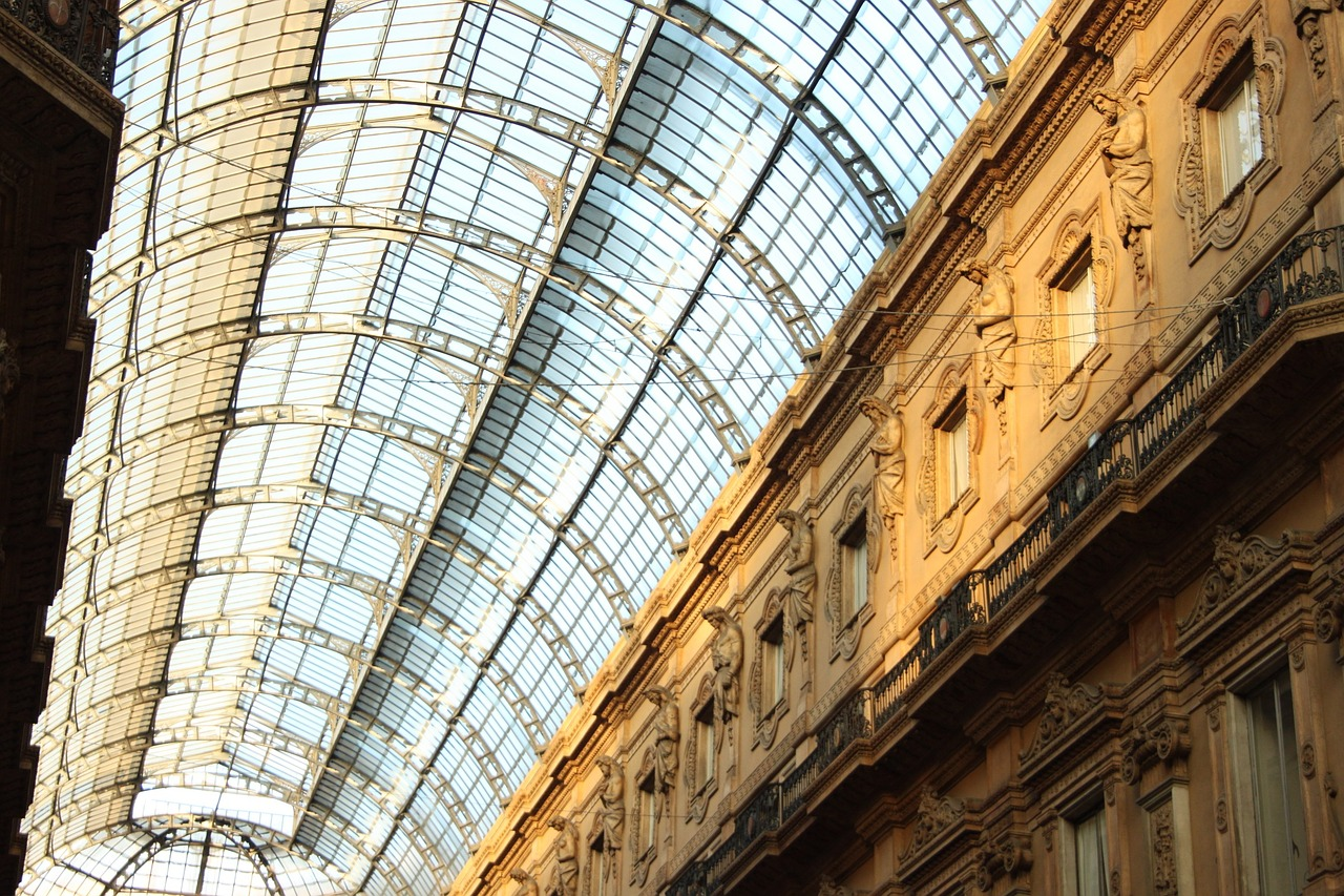 Milan Gallery Italy Art Free Pictures Free Image From Needpix Com