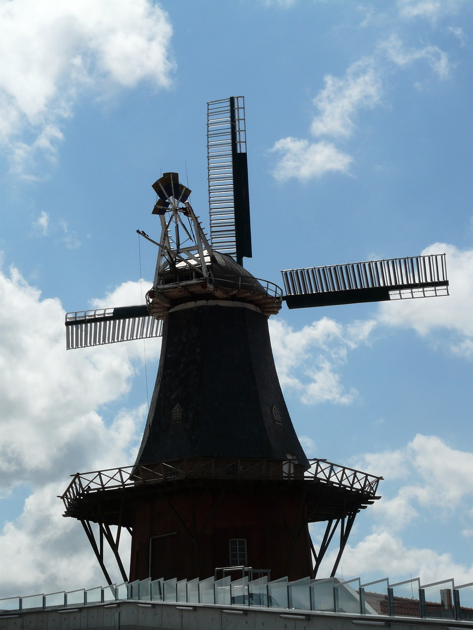 mill windmill wing free photo