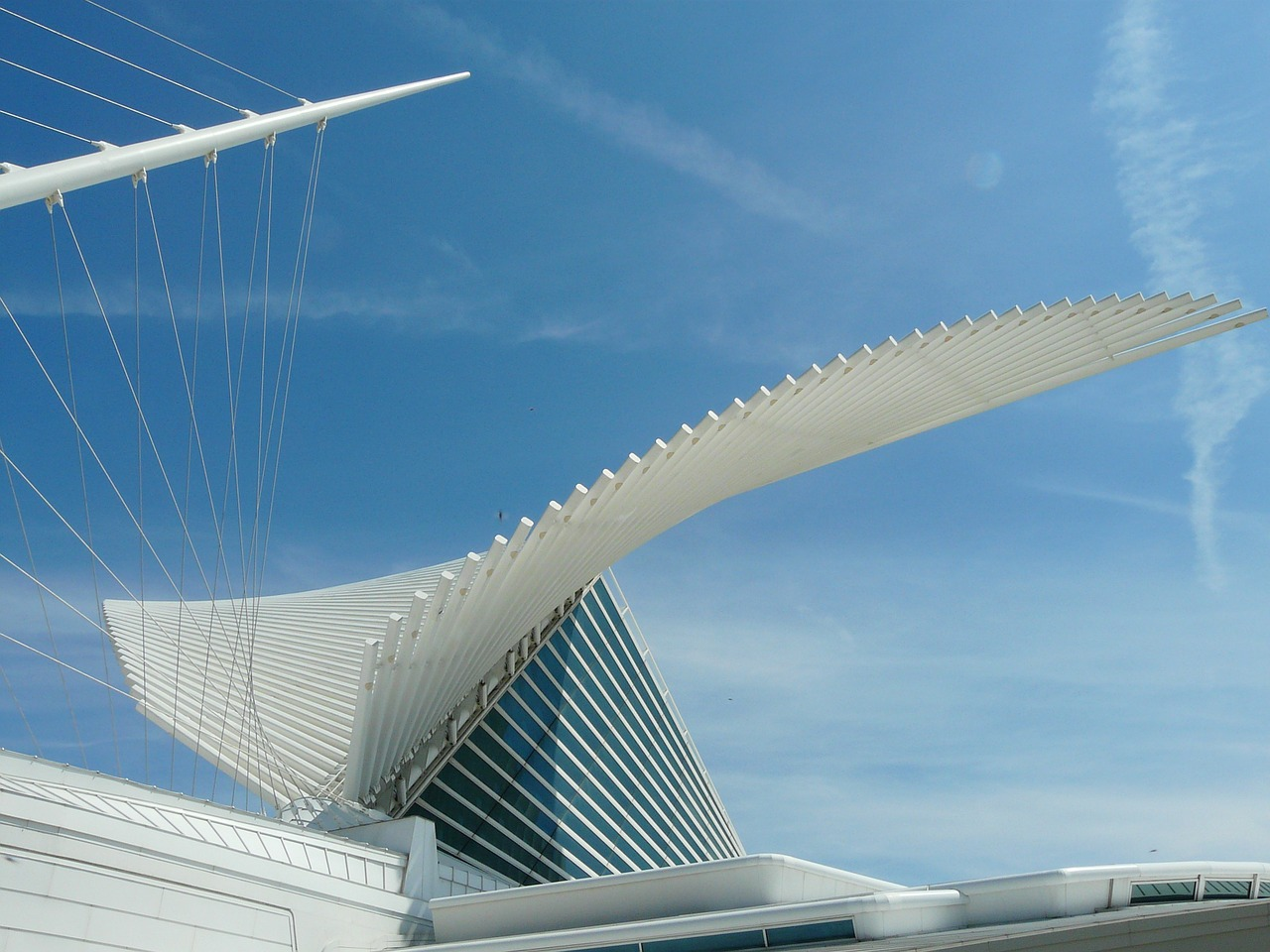 milwaukee art museum museum of fine arts milwaukee free photo