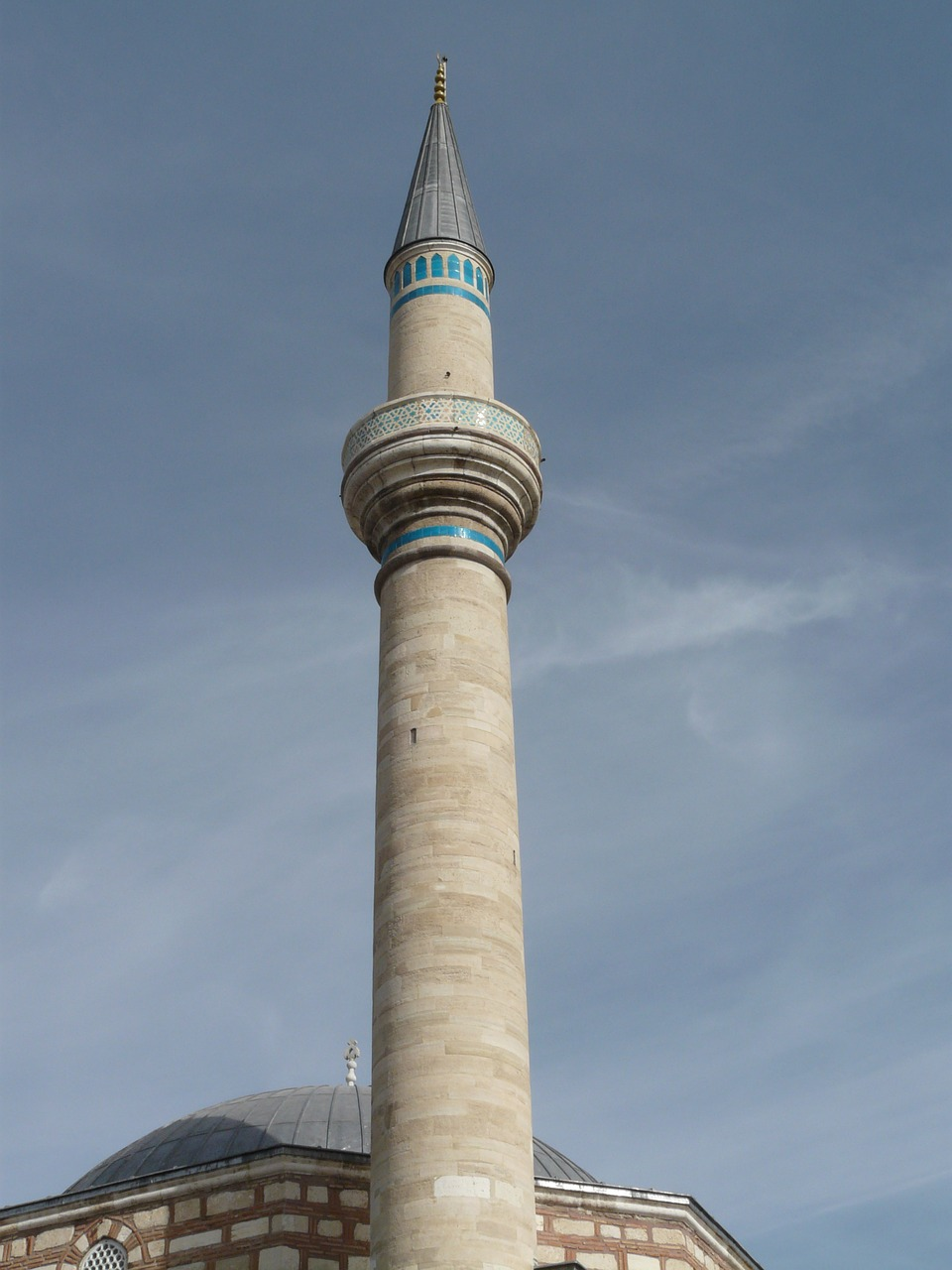 minaret mosque konya free photo