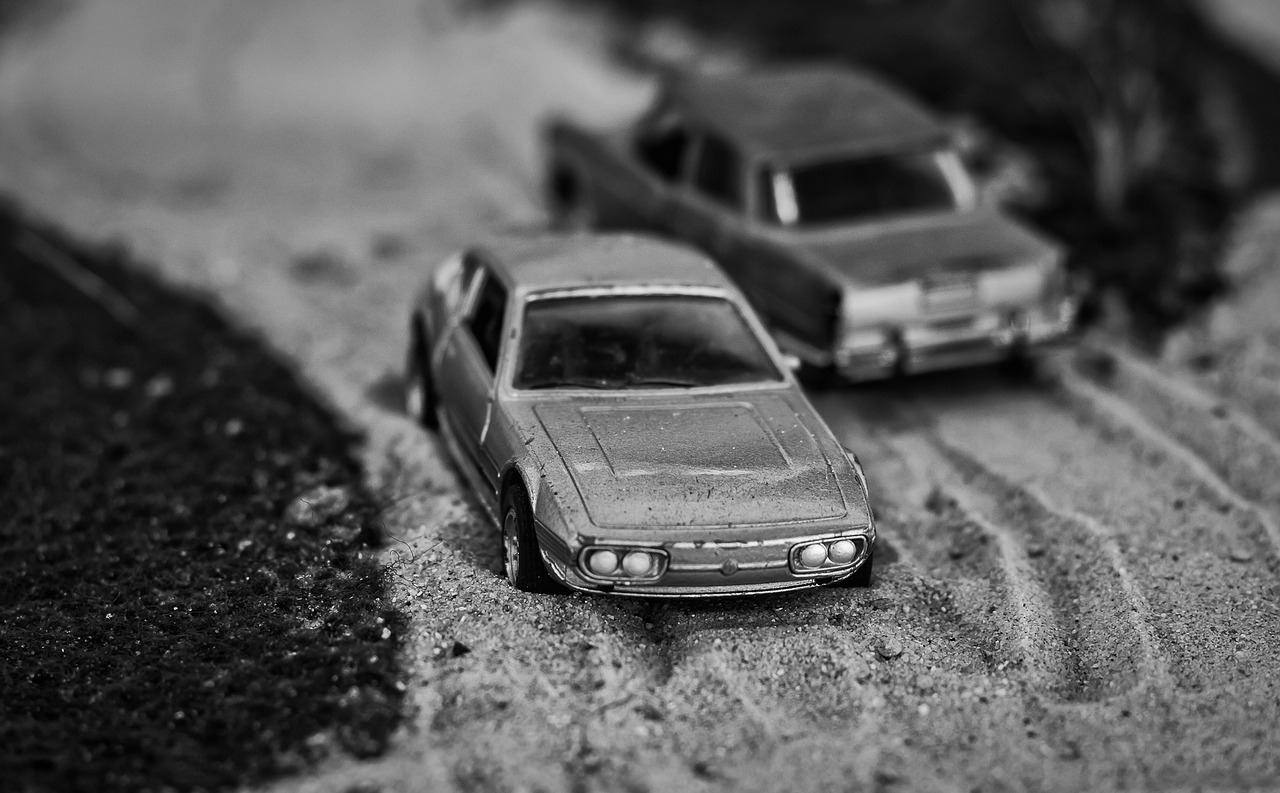 Miniatures Antique Cars Toys Children