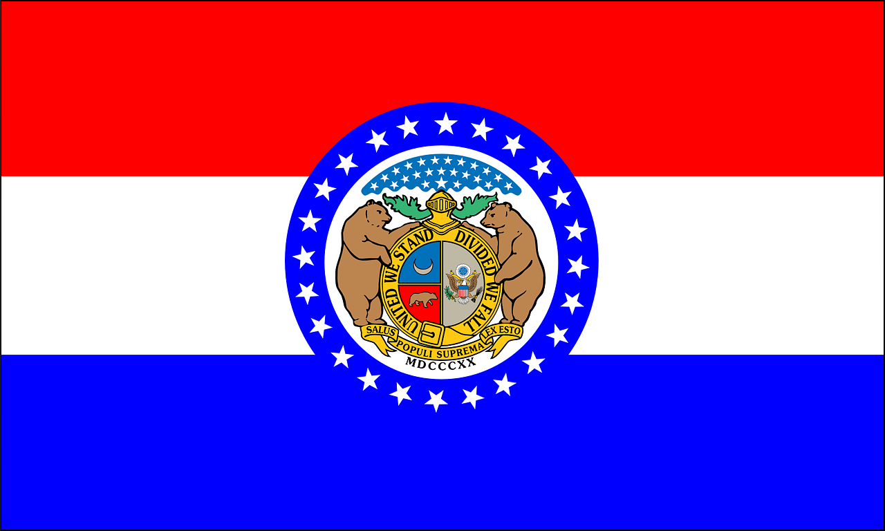 missouri,flag,state,america,us,usa,free vector graphics,free pictures, free photos, free images, royalty free, free illustrations, public domain