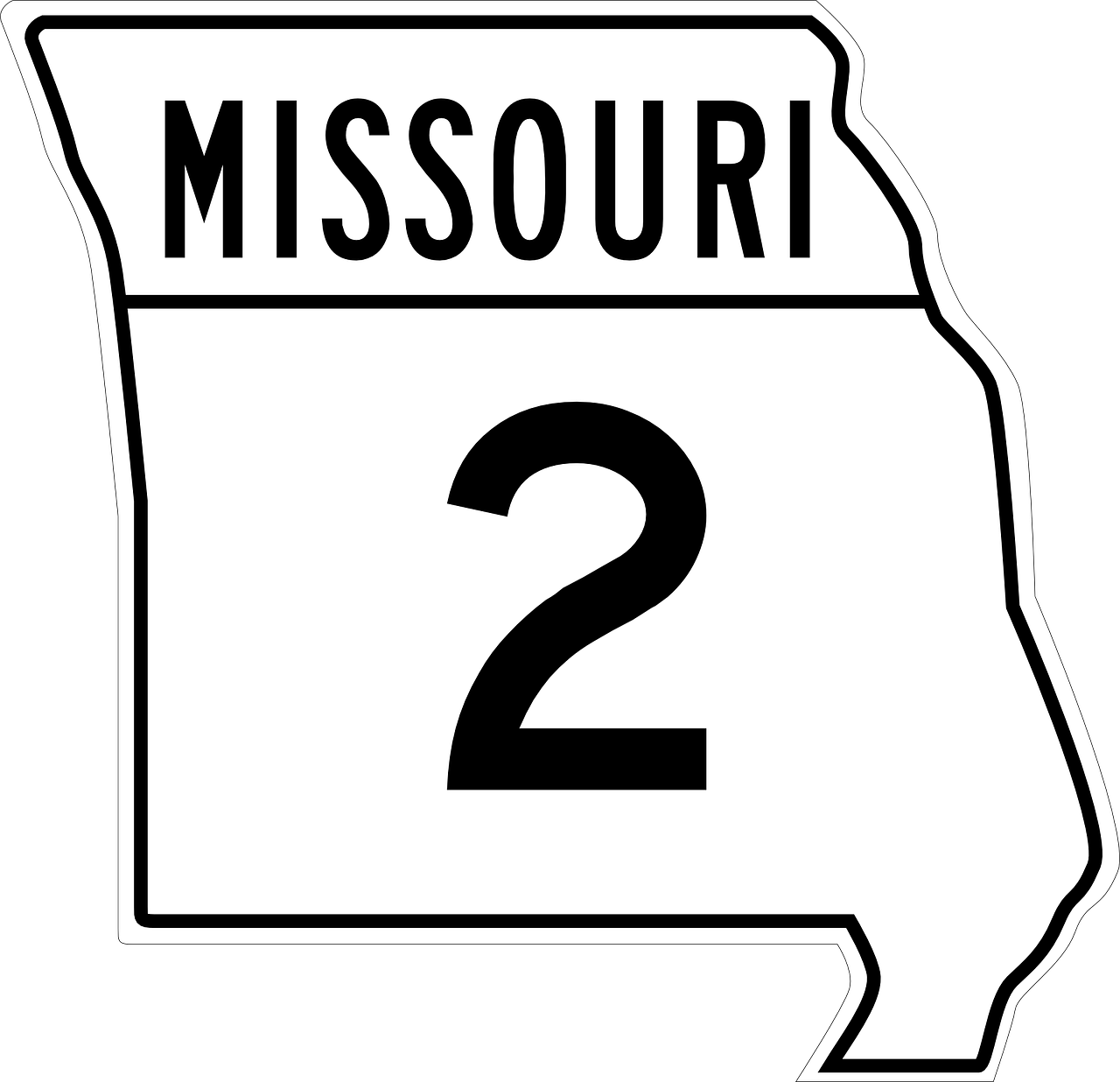 missouri,state,traffic,transportation,road,sign,border,usa,territory,free vector graphics,free pictures, free photos, free images, royalty free, free illustrations, public domain