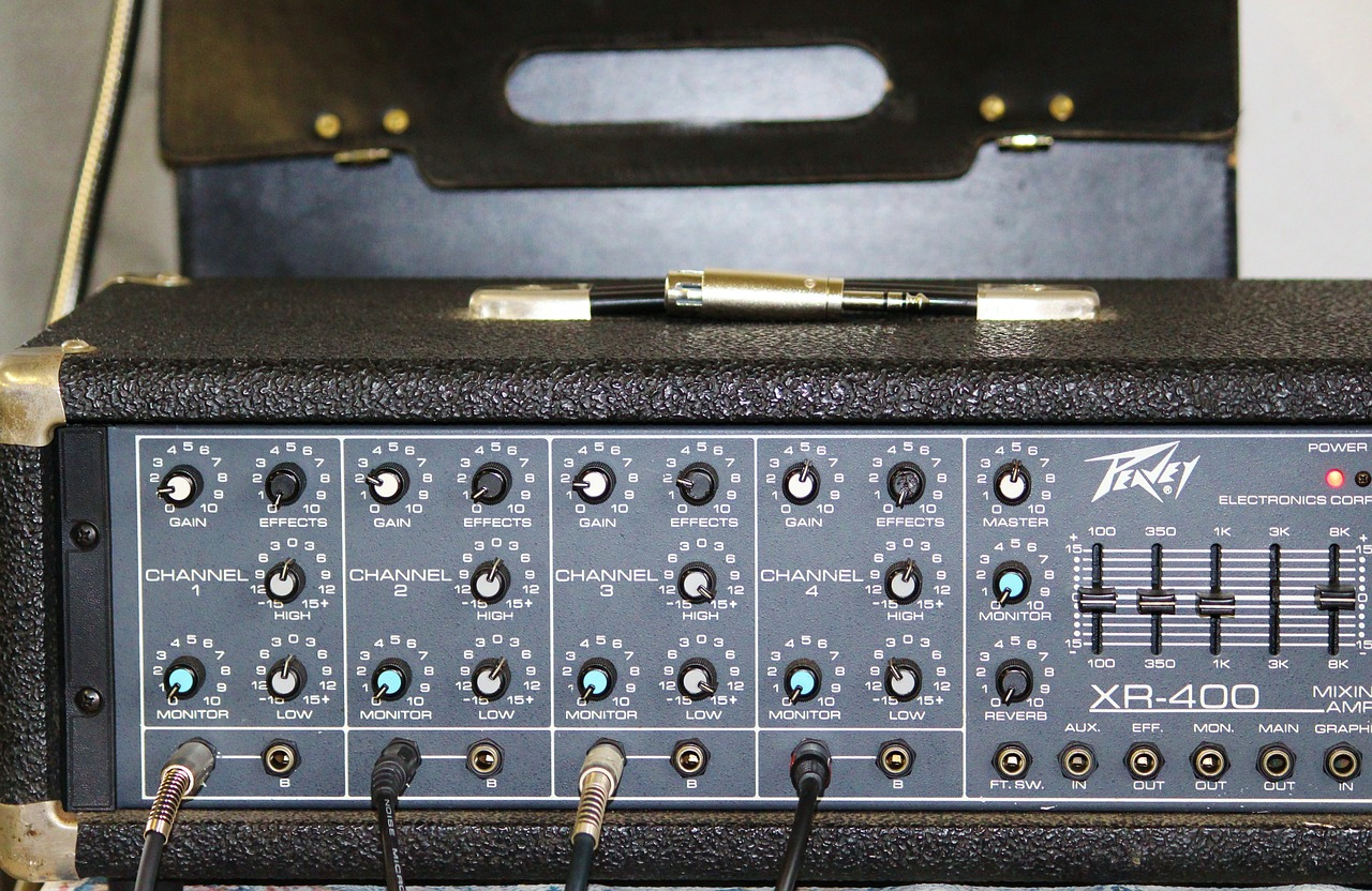 Mixer,equalizer,band,music,free pictures - free photo from