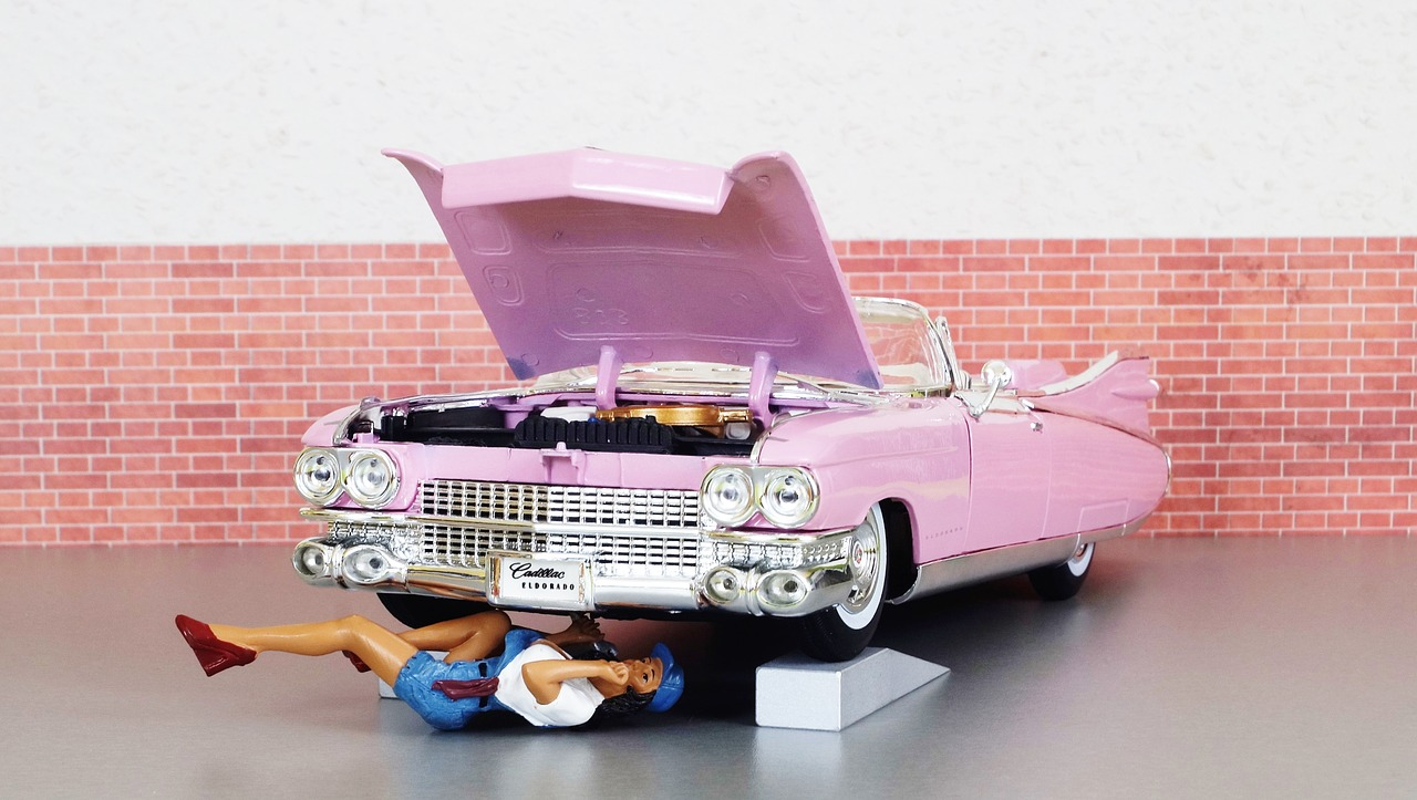 model car cadillac cadillac eldorado free photo