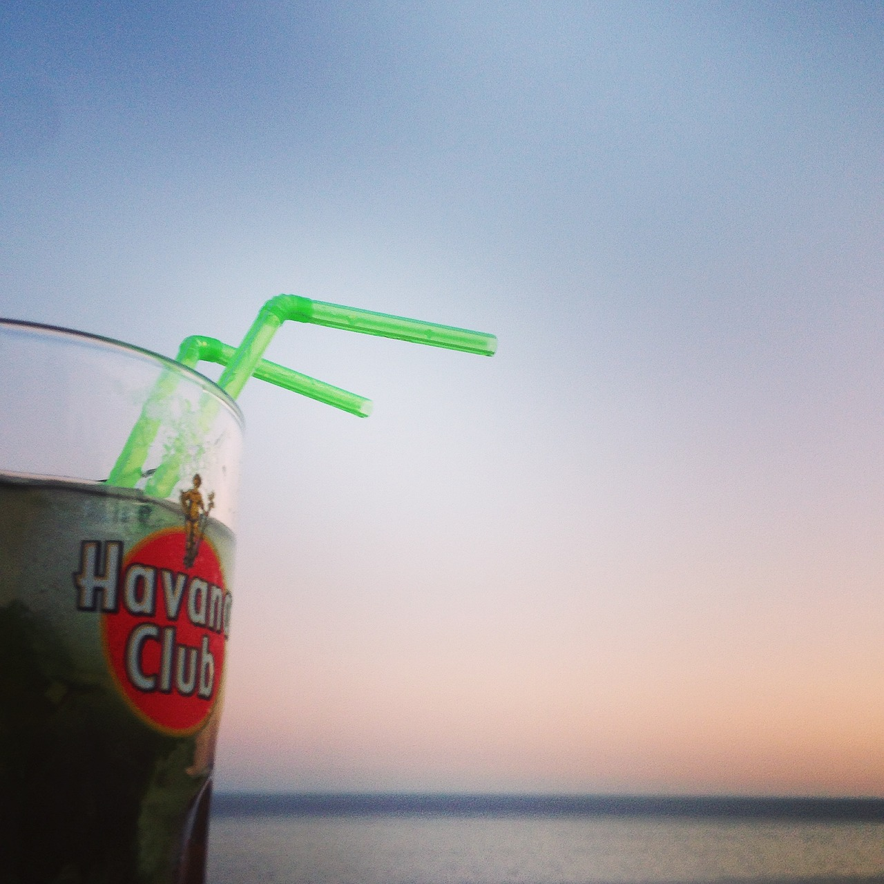 mojito sea sunset free photo