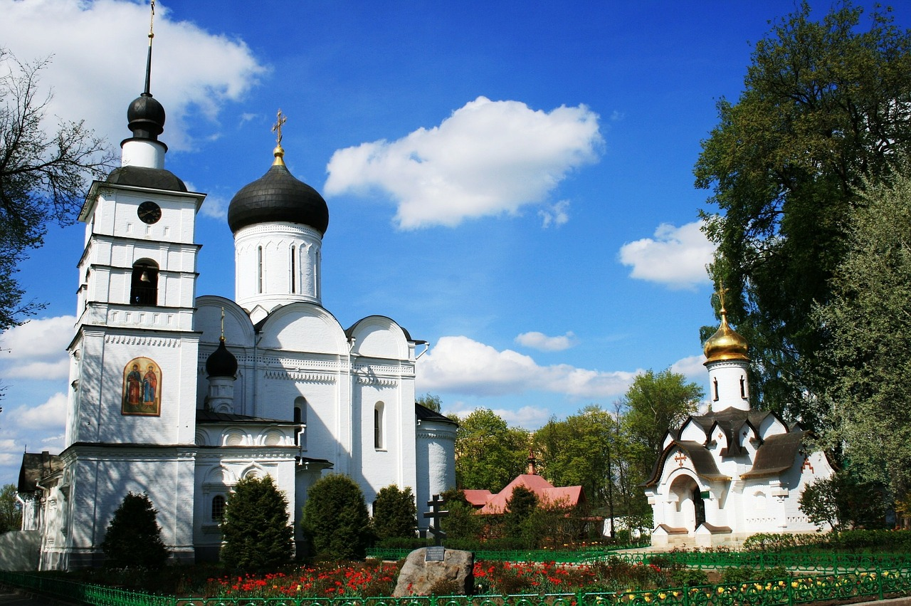 monastery cathedral white free photo