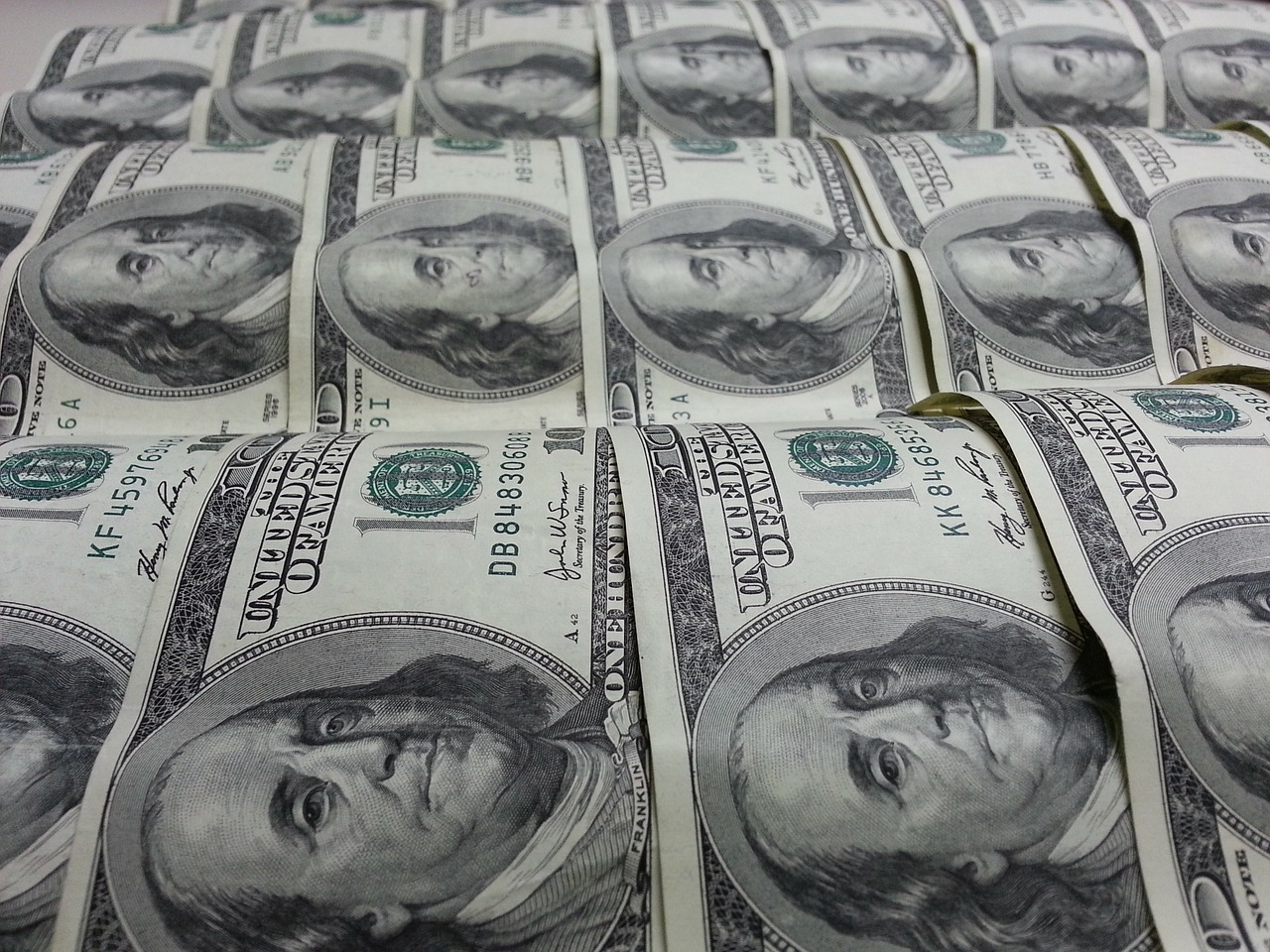 money dollars currency free photo