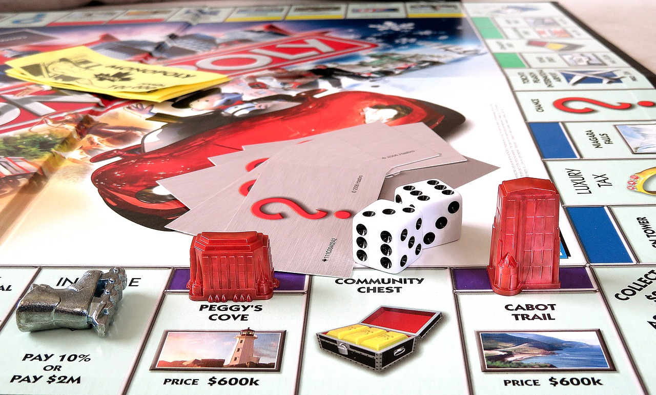 Monopoly,canadian,game,playing,dice - free image from needpix.com