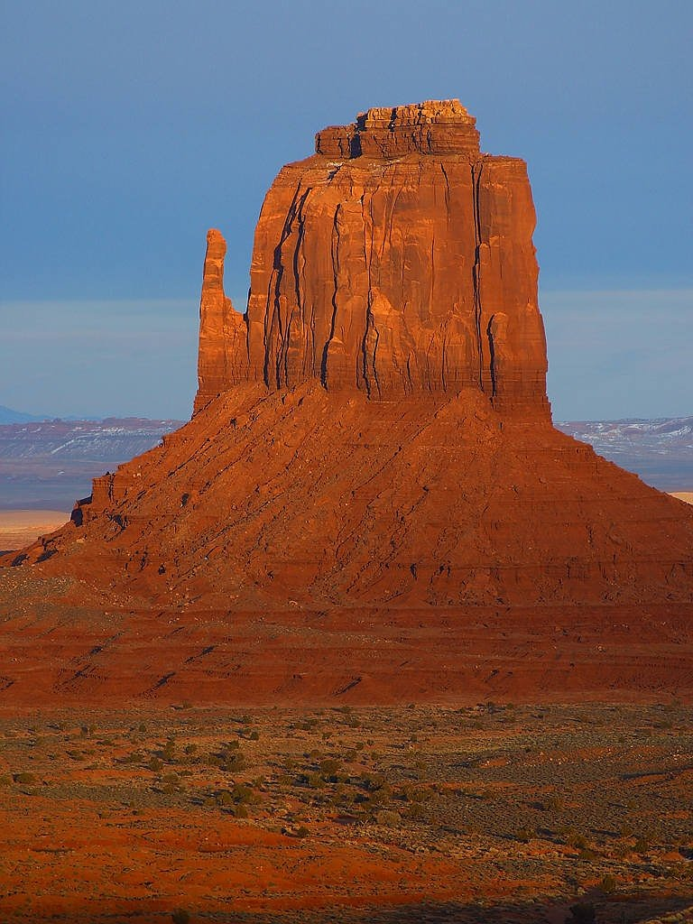 monument valley arizona usa free picture
