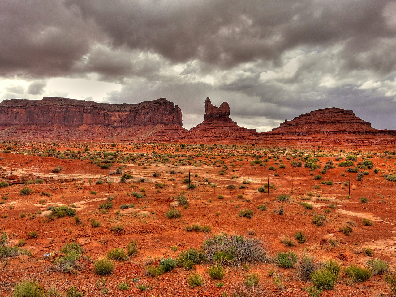 monument valley kayenta arizona free photo