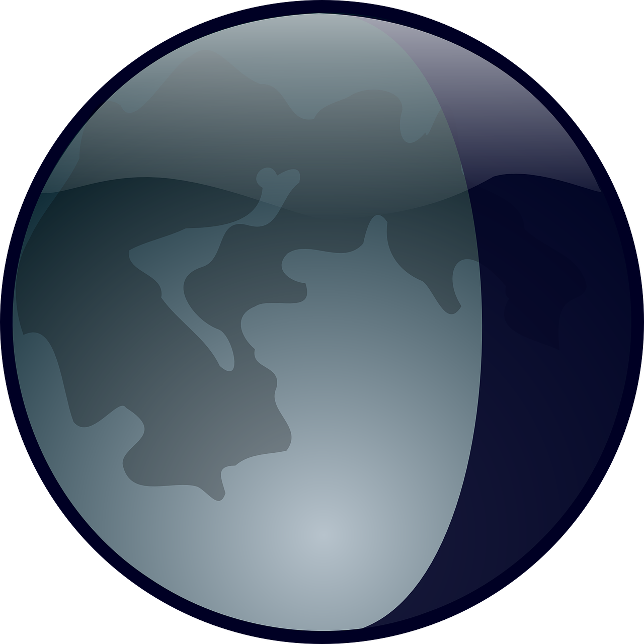 moon,earth,view,global,astronomy,science,phase,free vector graphics,free pictures, free photos, free images, royalty free, free illustrations, public domain