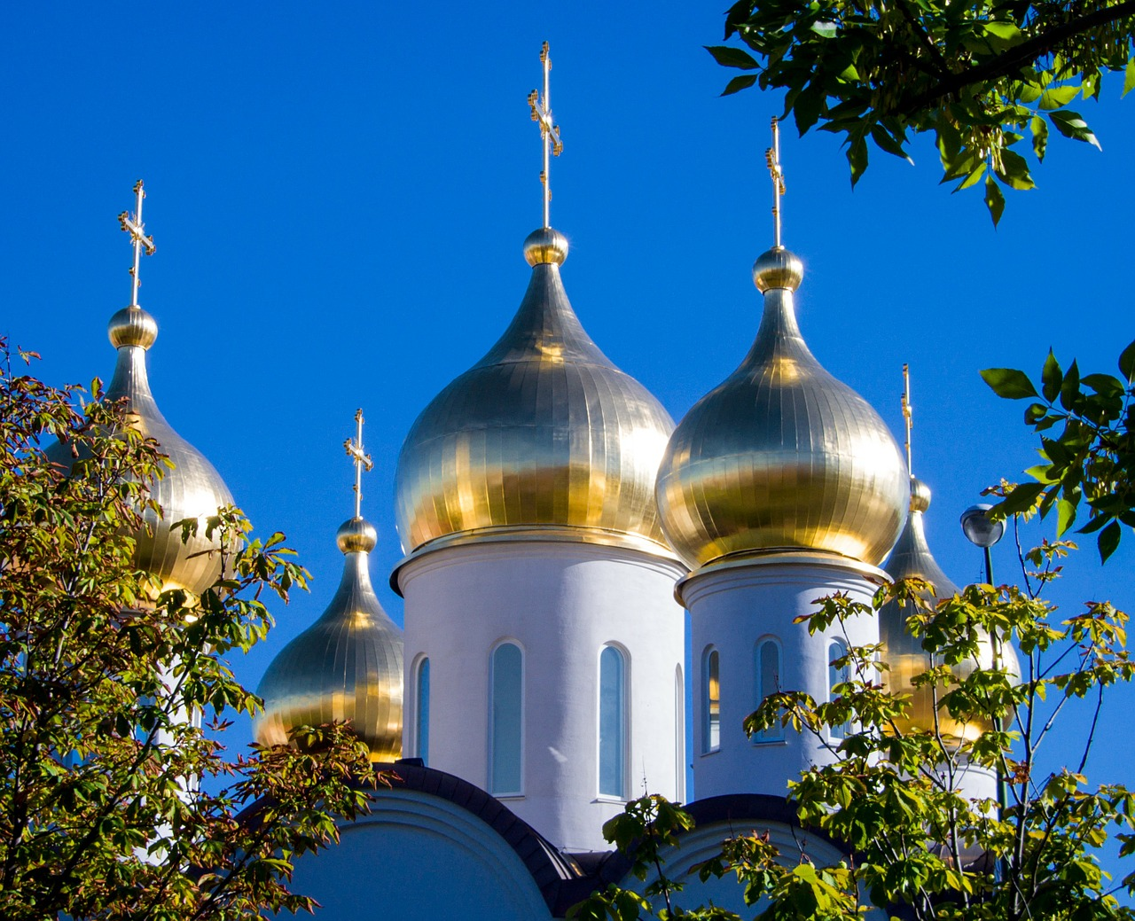 moscow church orthodox free photo