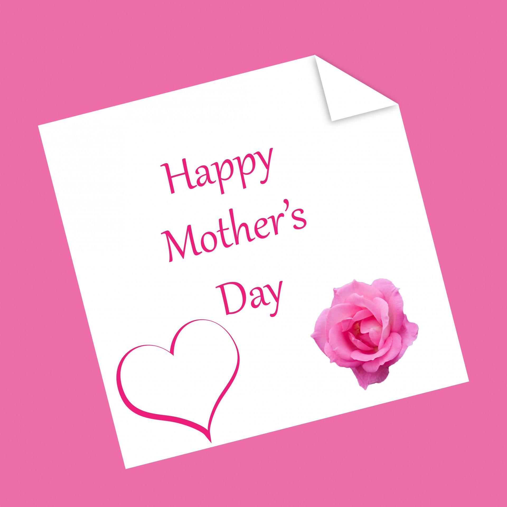 Mothers Daycardtemplatemothermom
