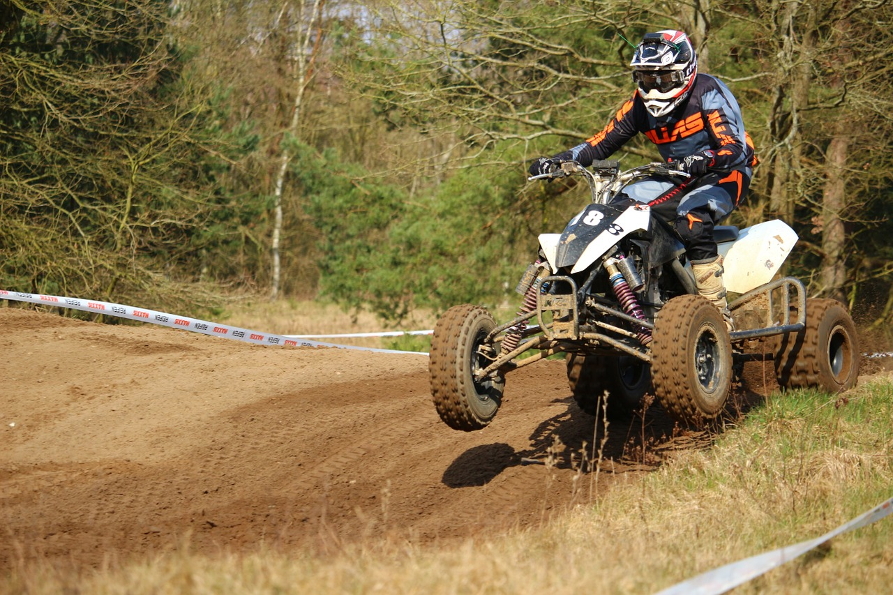 motocross cross quad free photo