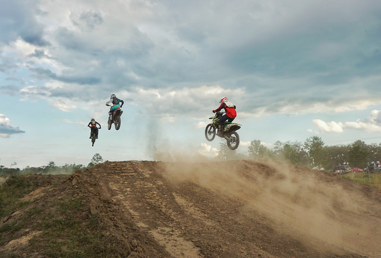 motocross,race,dirt bikes,ramping,riders,dust,sport,first place,second place,third place,rednecks,dangerous,belize,free pictures, free photos, free images, royalty free, free illustrations, public domain