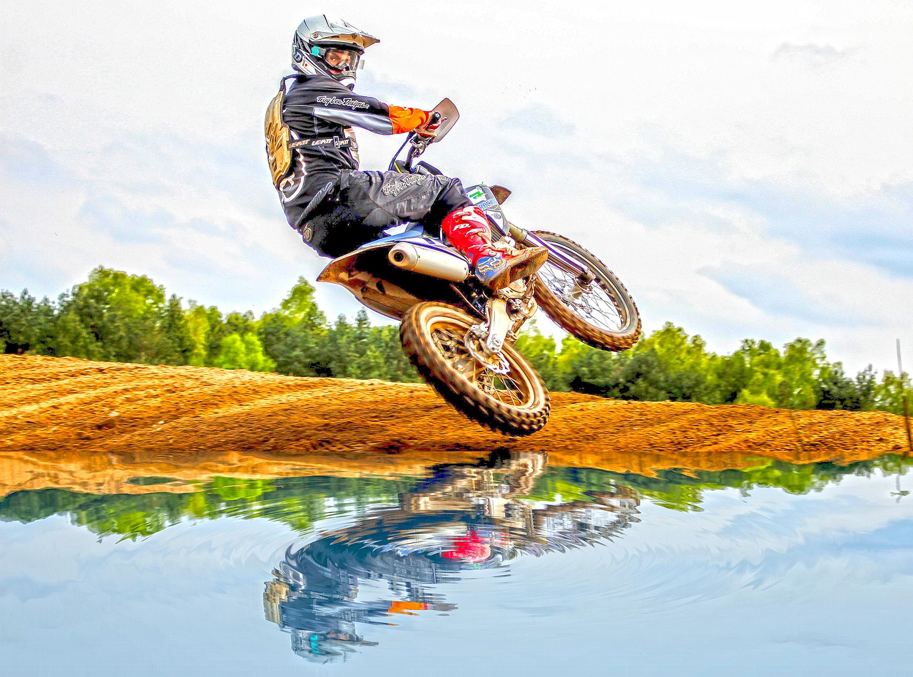 motocross motorcycle motorsport free photo