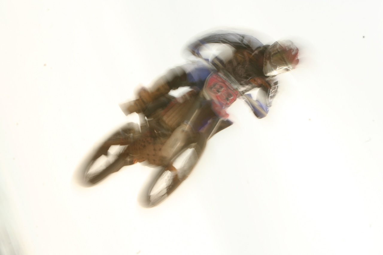 motocross motorcycle jump free photo
