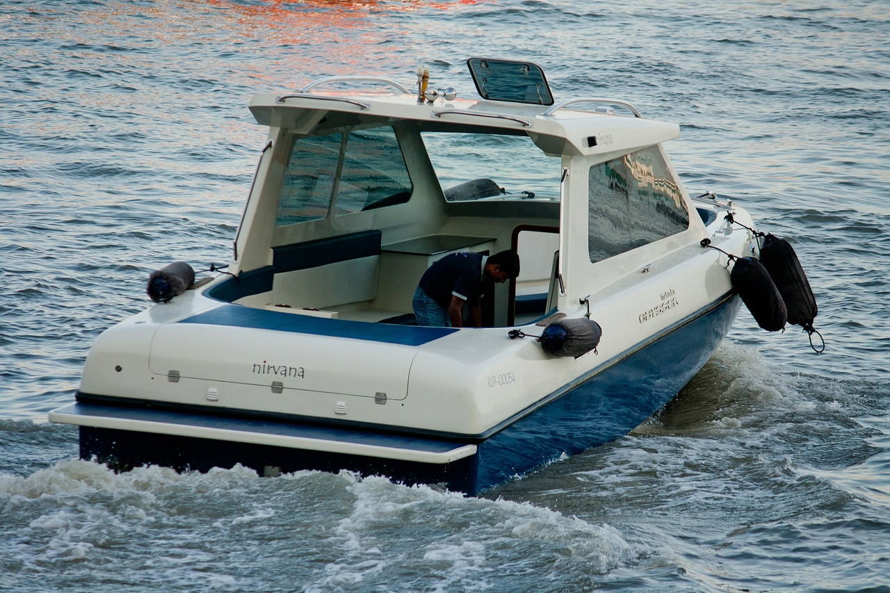 motor boat speed boat boat free photo