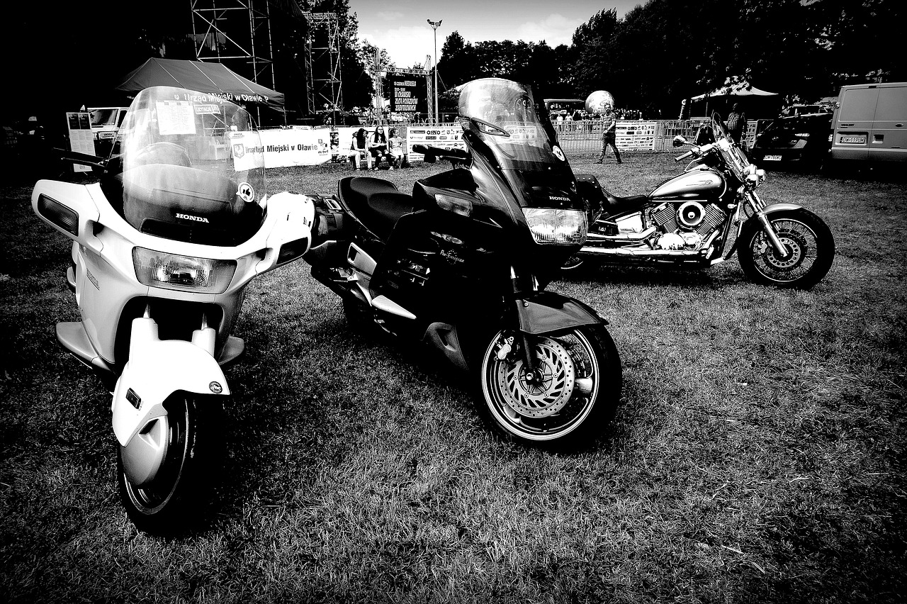 motorcycles meetup two-wheeled vehicle free photo
