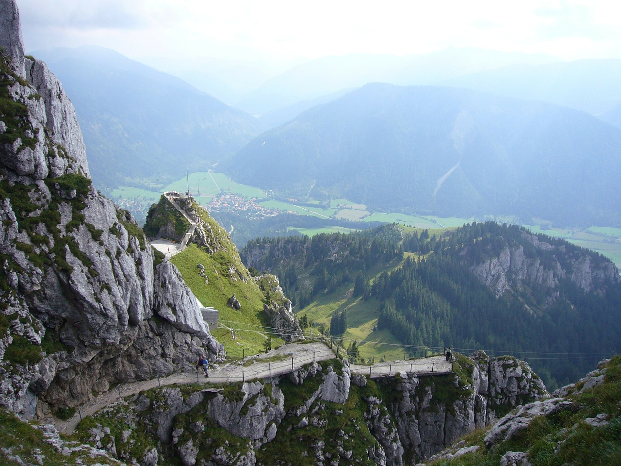 mountain wendelstein rock free photo
