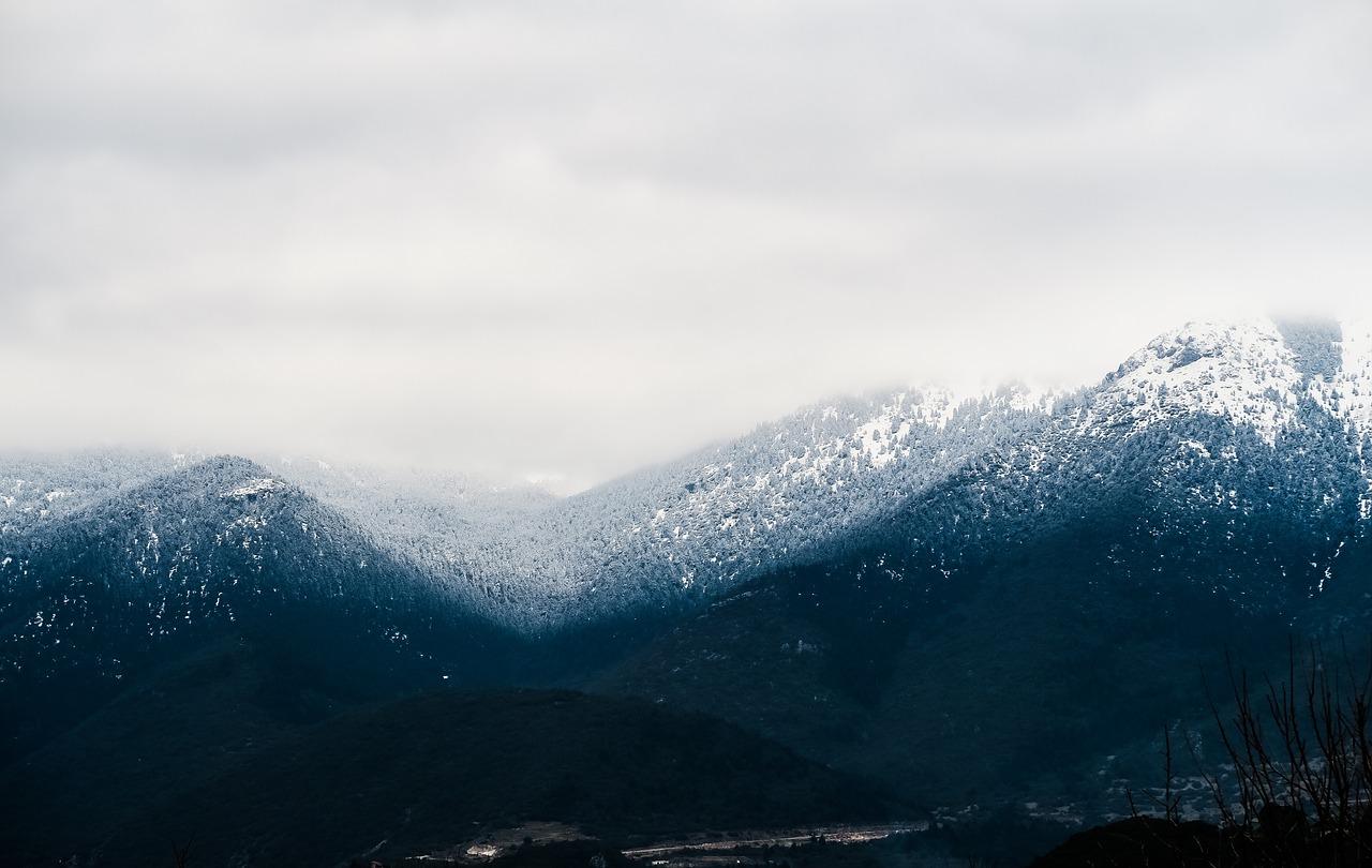 Mountain,landscape,peak,summit,snow - free photo from needpix com