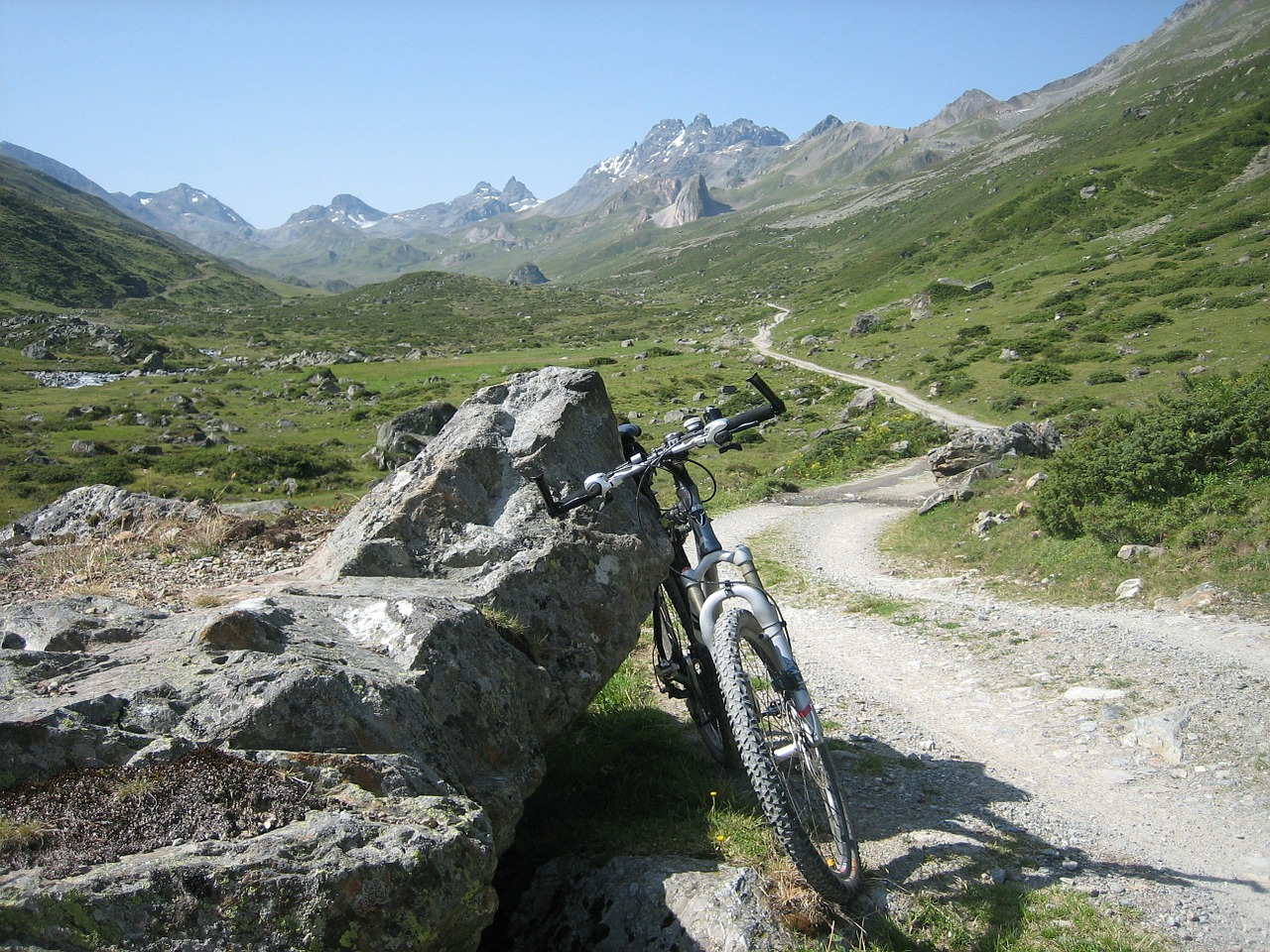 mountain bike cycling bike free photo