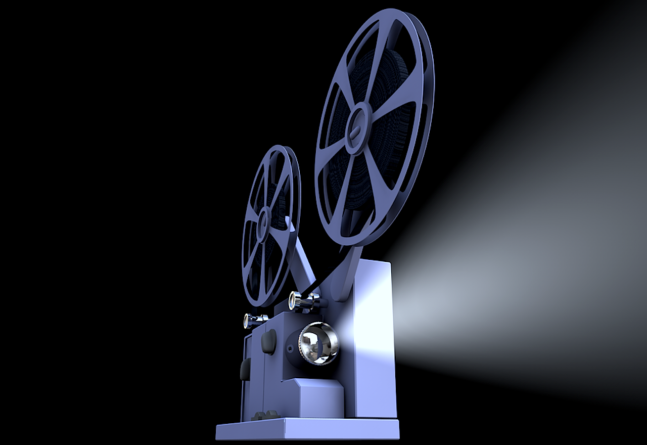movie projector projector presentation free photo
