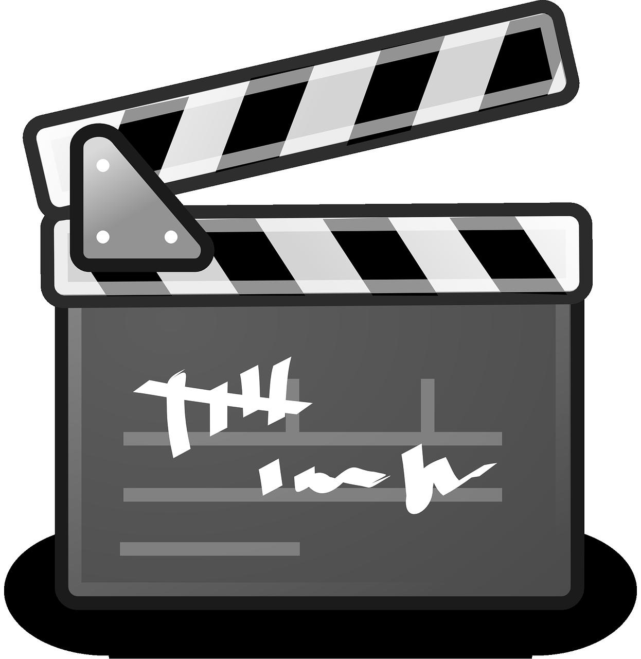 Видеомонтаж картинки для иконок
