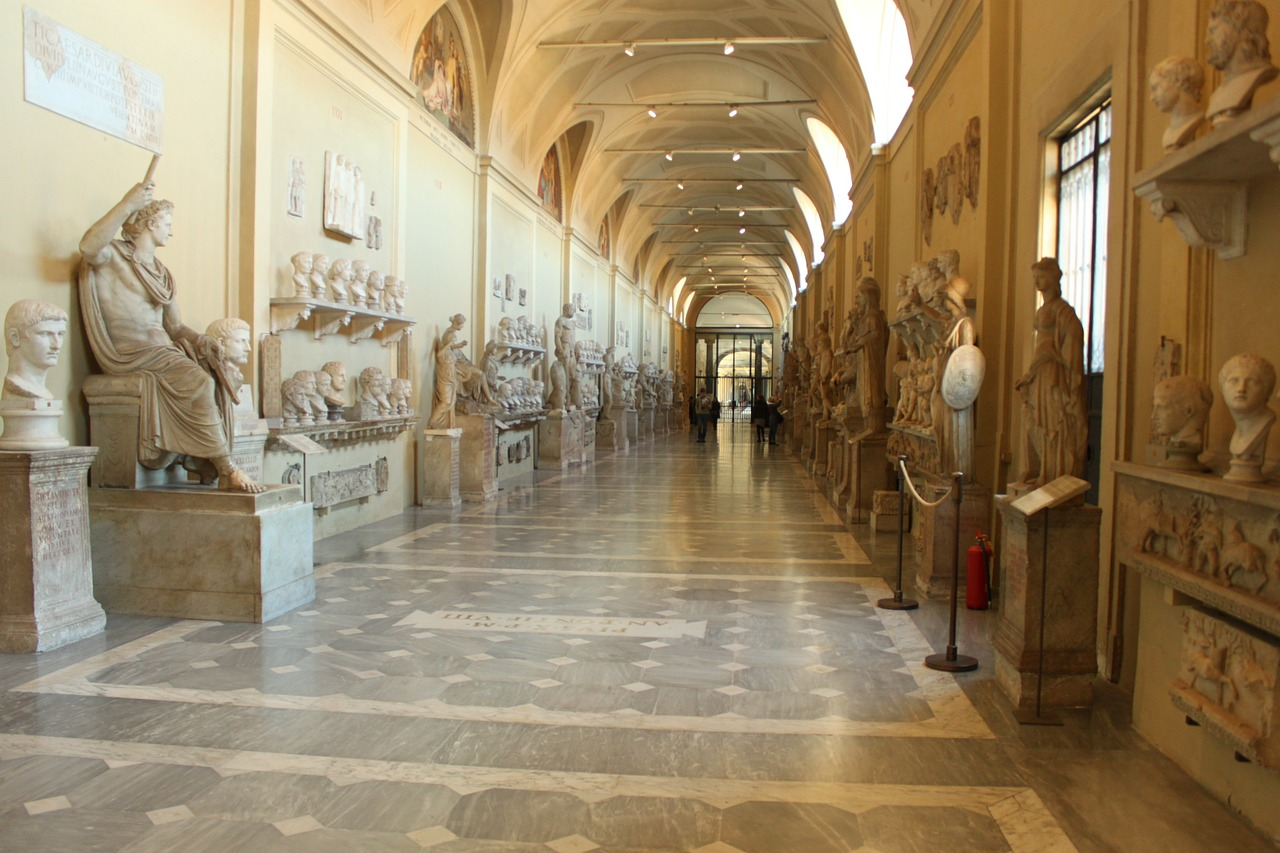 museo vatican rome free photo